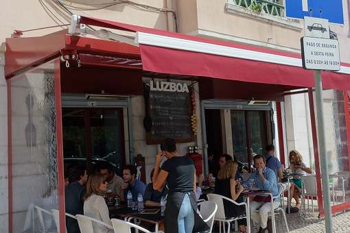 Luzboa外観