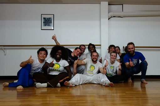 amos Capoeiraのみなさん