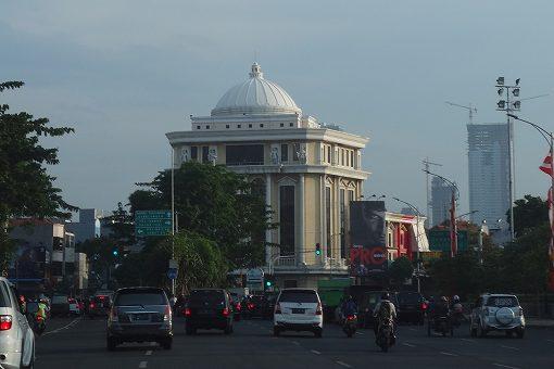 インドネシアの大都市