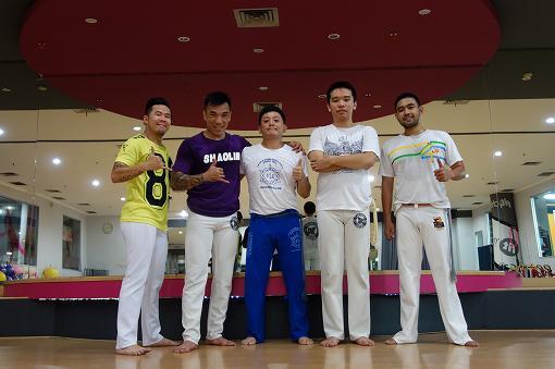 Capoeira Brasil Jakartaのみなさま、どうもありがとうございました。テレマカシー。
