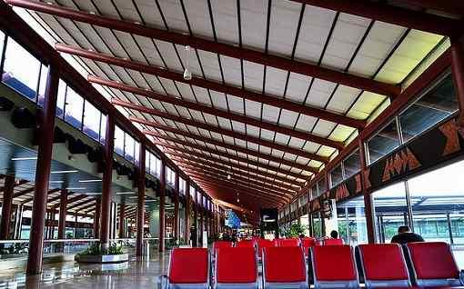 スカルノ・ハッタ国際空港 T2内