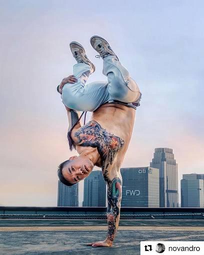 Instrutor Shaolin