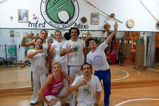 Capoeira Sul da Bahia de Lisboa 100% Axé!!