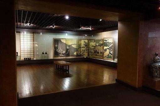 和室を模した日本風