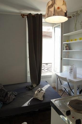 アパルトメン(アパート)の一室