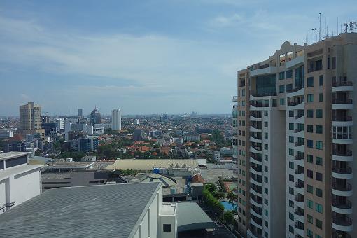 21階からの眺めがとてもいいです。