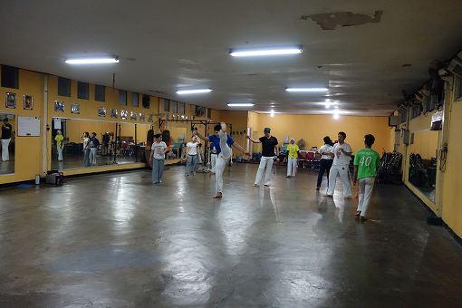 蹴りの練習1