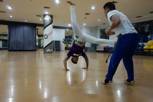Shaolinとジョーゴ1
