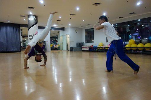 Shaolinとジョーゴ3