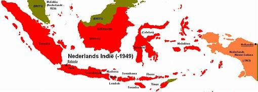 オランダ領東インド
