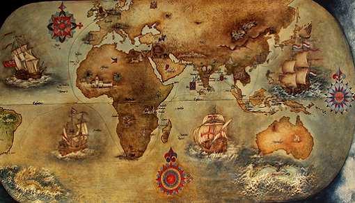 新大陸へ想い