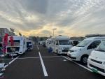 2020.11 神奈川キャンピングカー 準備日