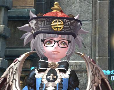 メインのプリちゃん帽子かぶると髪が貫通するんだよね