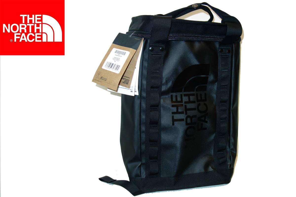お買取り商品ノースフェイスTHENORTHFACE新品リュックサック デイパックEXPLORE FUSEBOX DAYPACKフューズボックス黒―S14L
