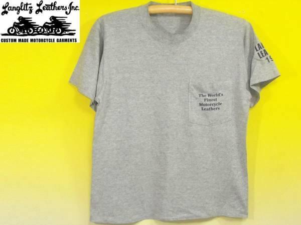 お買取り商品ラングリッツレザーズLanglitz LeahtersTシャツ