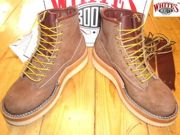 お買取り商品ホワイツブーツWHITE'S BOOTSノースウエスト360 BNWCROCブーツ ダブルミッドソール