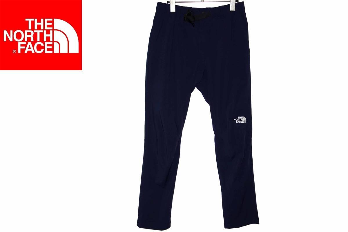 お買取り商品ノースフェイスTHENORTHFACE美品バーブライトパンツNB31803ストレッチトレッキングパンツS紺Verb Light pants