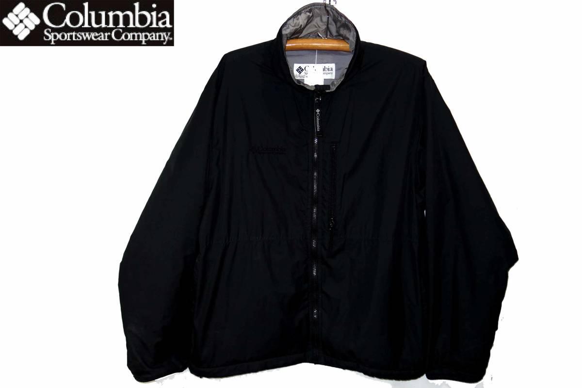 お買取商品コロンビアColumbia中綿シェルジャケットPM5250黒LL