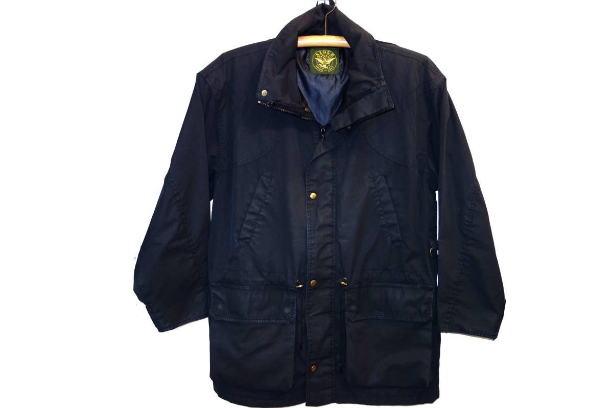 お買取商品正規エーグルAIGLEマウンテンパーカージャケット黒XL