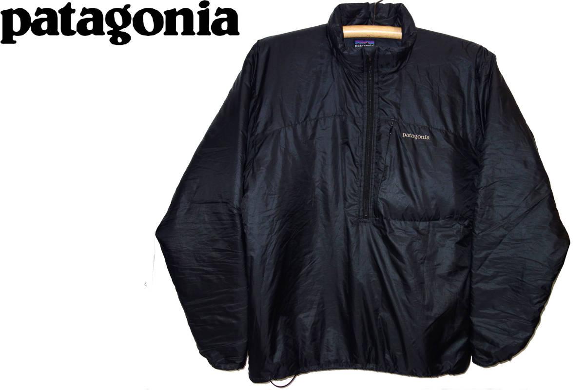 お買取商品パタゴニアPATAGONIAパフボールプルオーバーダウンジャケットM黒PUFF PULLOVER品番83980SP