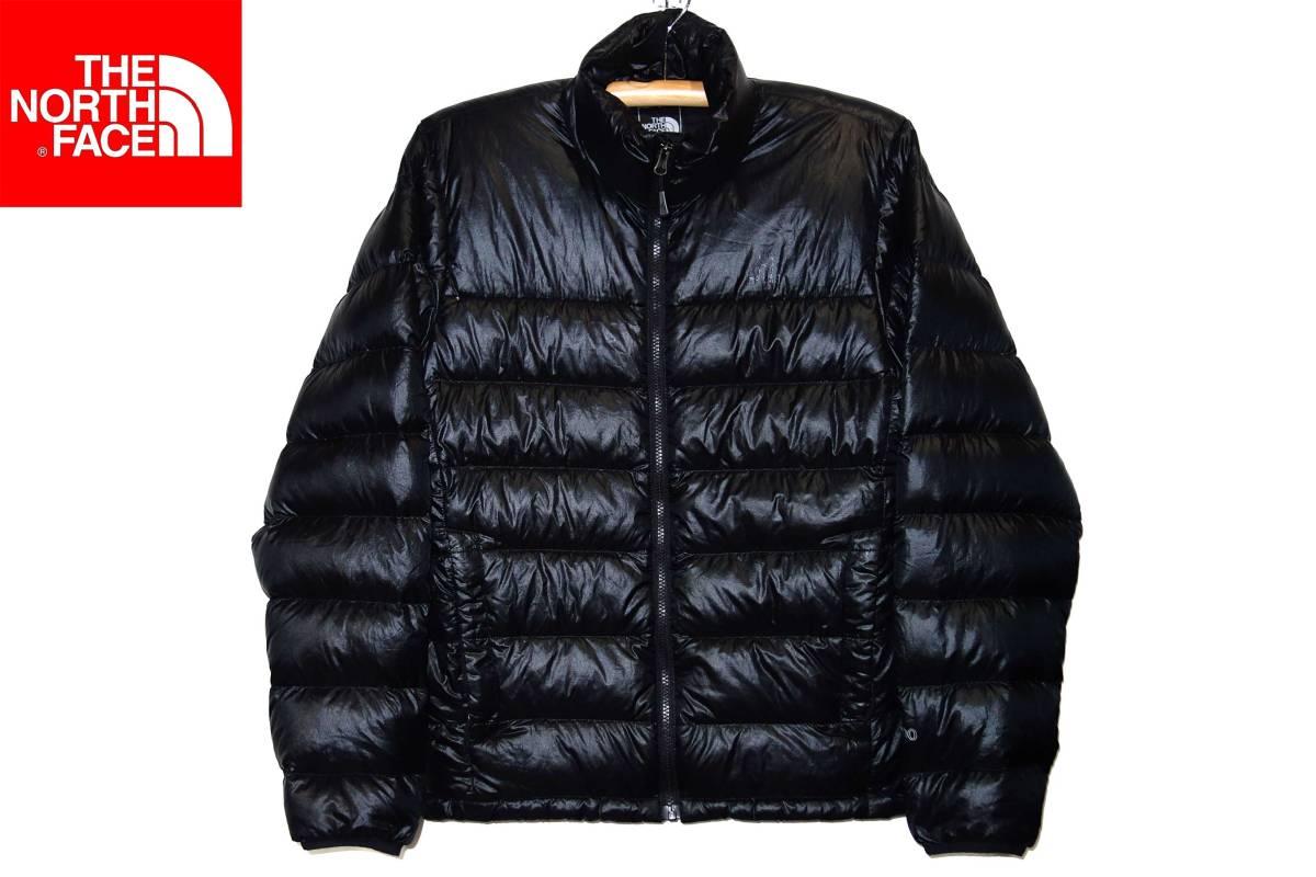 お買取り商品ノースフェイスTHENORTHFACEインナーダウンジャケット600FIL ND01182X 黒S