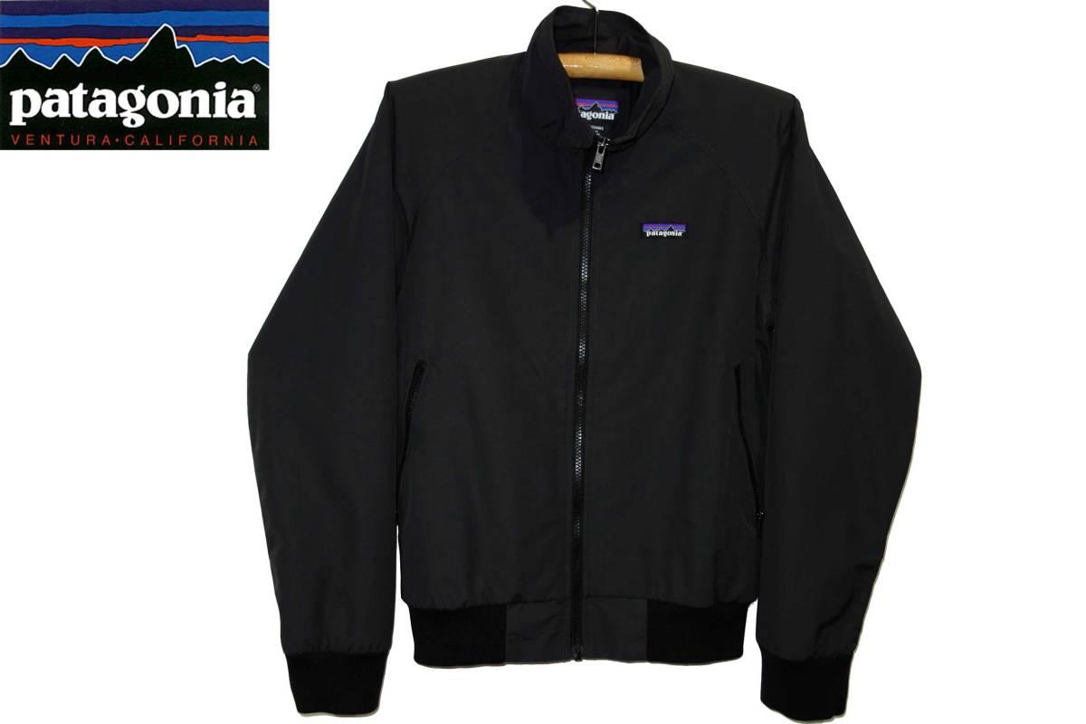 お買取商品パタゴニアPATAGONIA美品19年バギーズジャケット黒XS 28151 BAGGIE Jacket