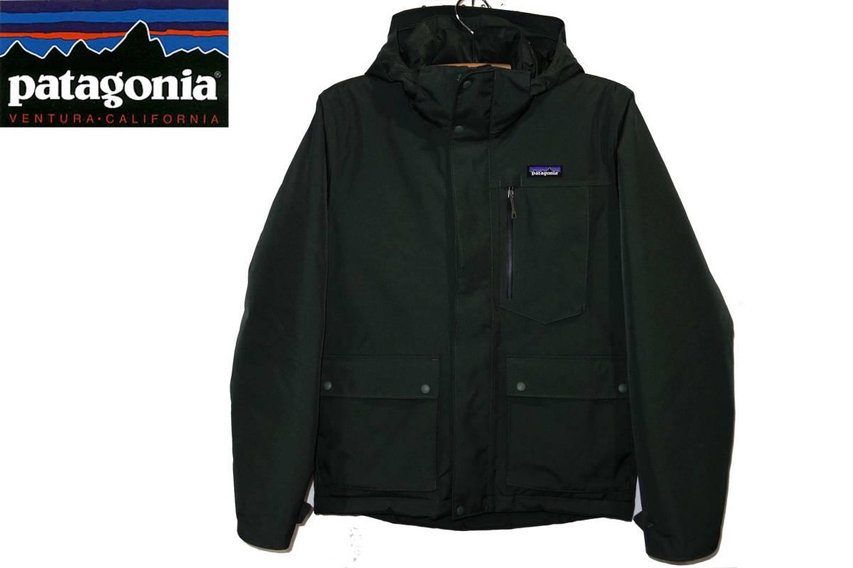お買取商品パタゴニアPATAGONIA極美品19年トップリージャケット700FPダウンXSカーキ27900 Topley Jacket