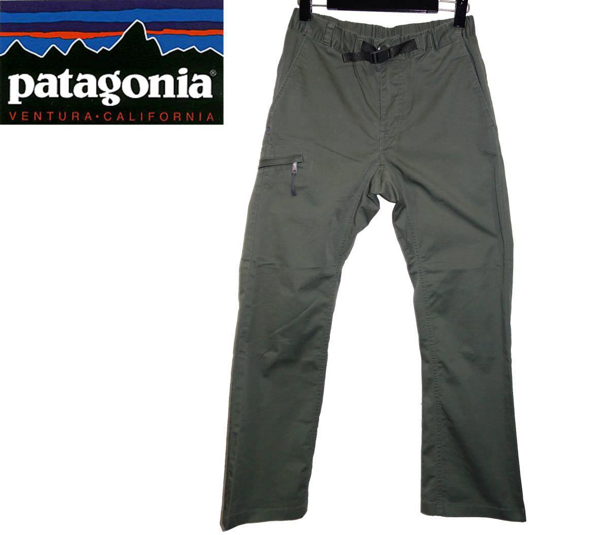 お買取商品パタゴニアPATAGONIAパフォーマンス・ギ IV・パンツ多機能型ハイキングパンツオーガニックコットン