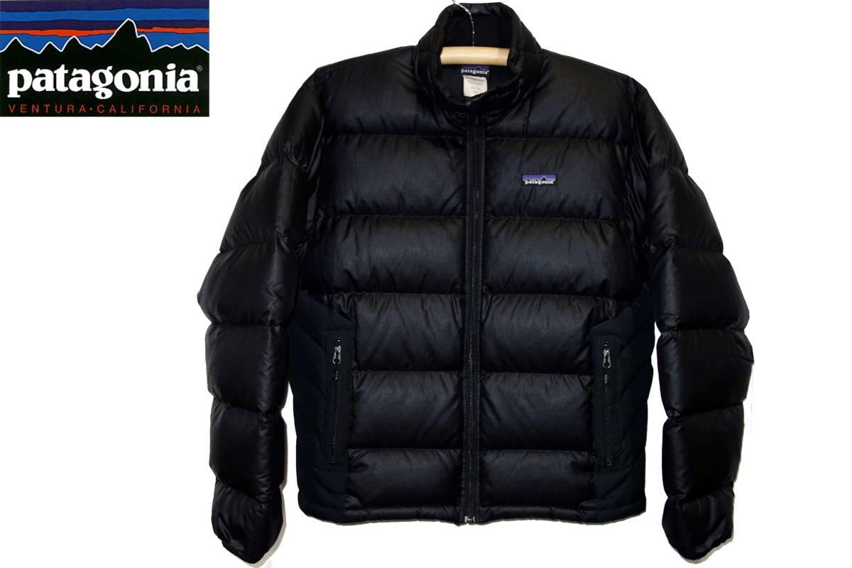 お買取商品パタゴニアPATAGONIA美品グースダウンジャケット黒S 84601