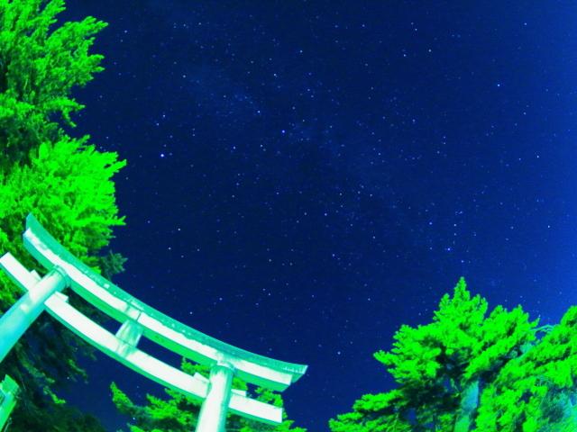 岩木神社1