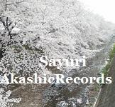 アカシックレコードリーディング アカシックレコードリーダーさゆり 桜咲く花びらもキレイですね