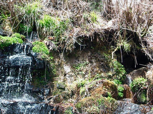 鍋谷滝02