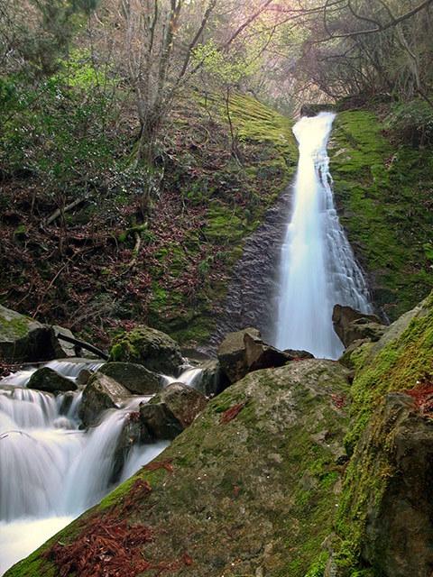 扁妙の滝02