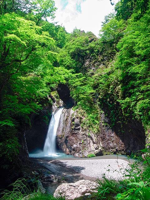 大釜の滝03