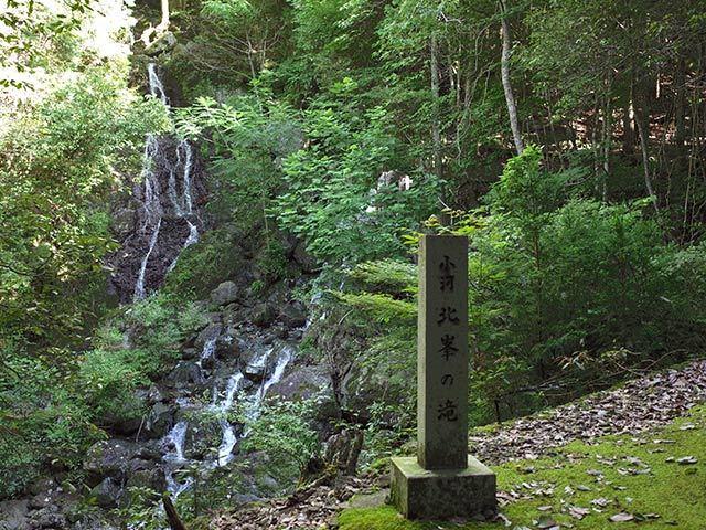 北峯の滝01