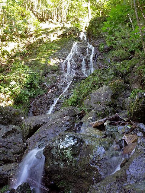 北峯の滝03