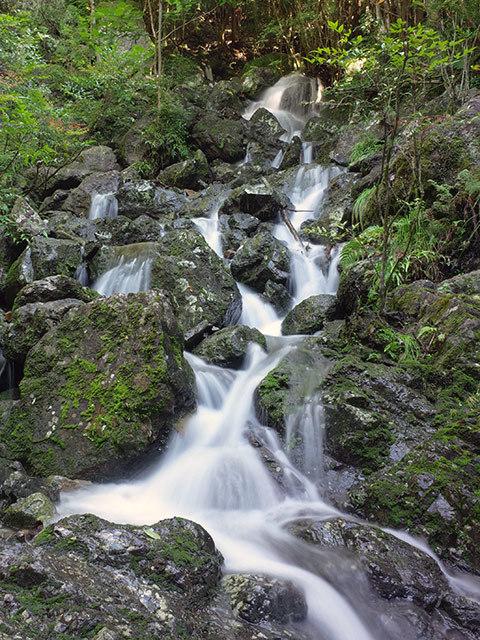 北峯の滝05
