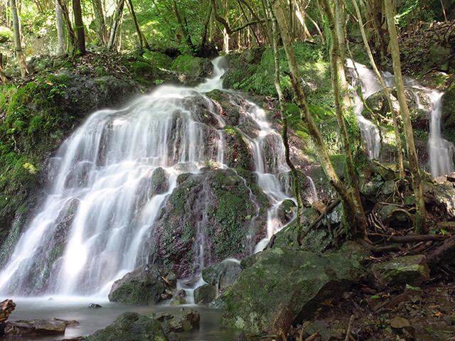 北峯の滝06