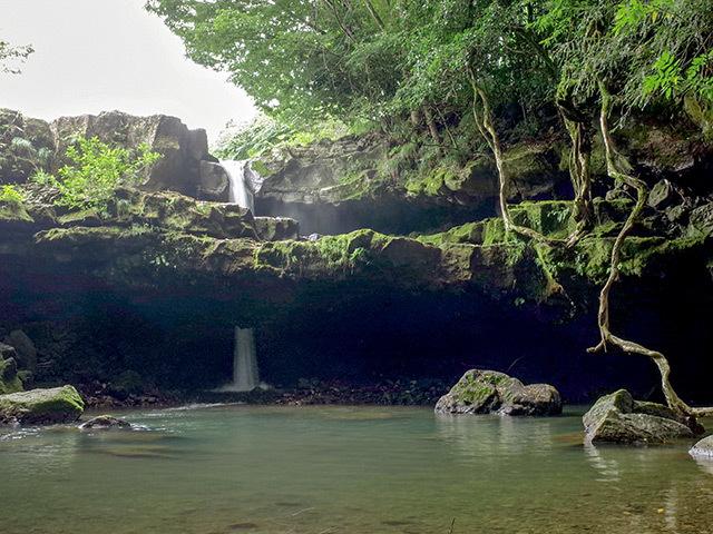 二段滝02