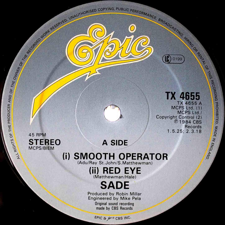 Sade - Smooth Operator 03