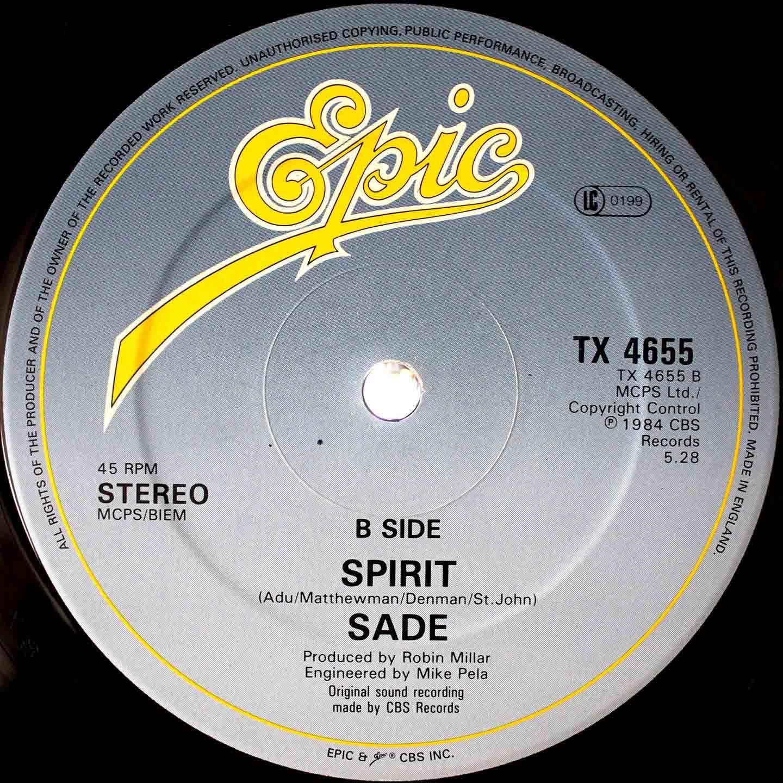 Sade - Smooth Operator 04