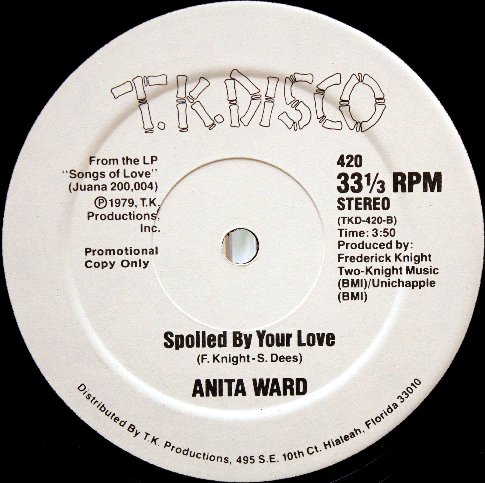 Anita Ward ‎– Dont Drop My Love 04