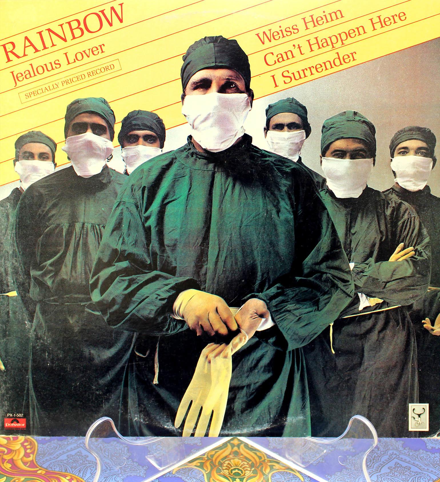 Rainbow - I Surrender 01