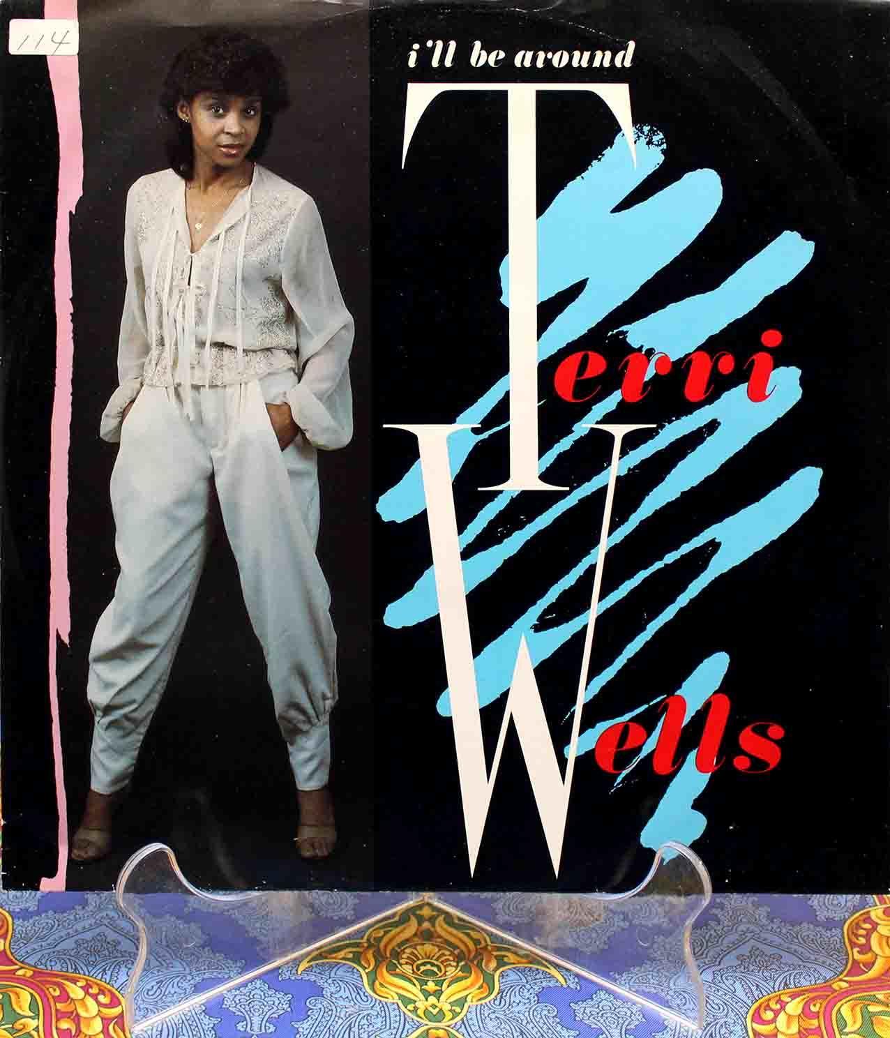 Terri Wells  Ill Be Around 01