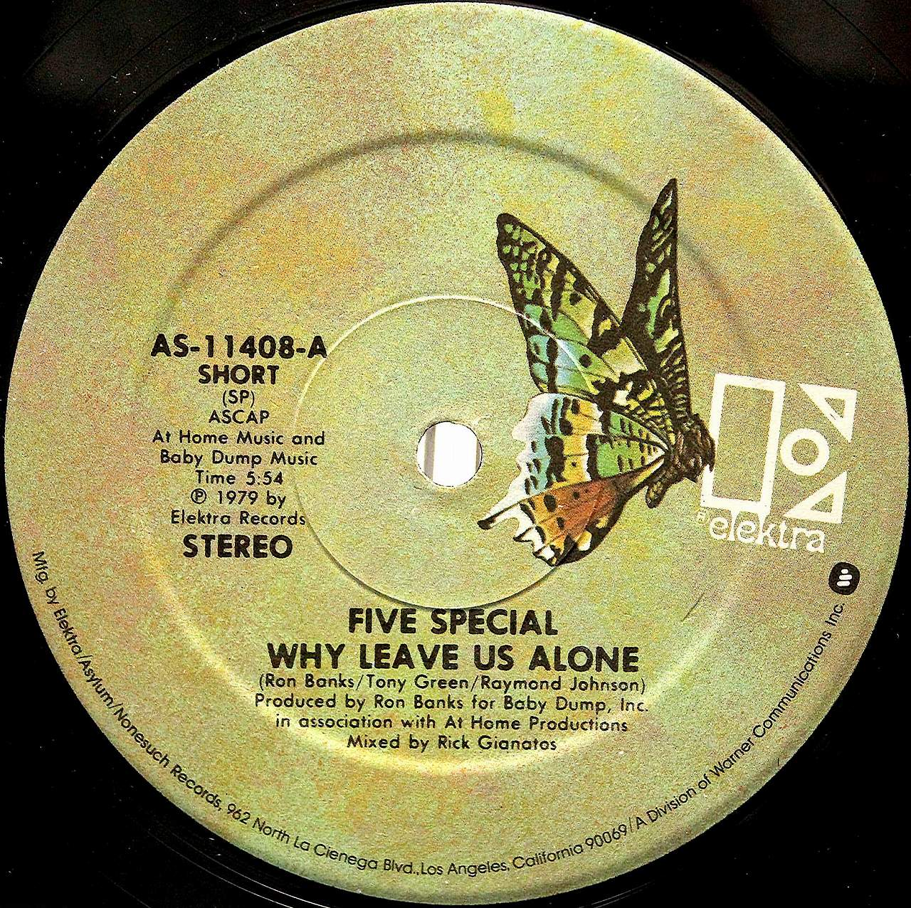 five special why leave us alone 04