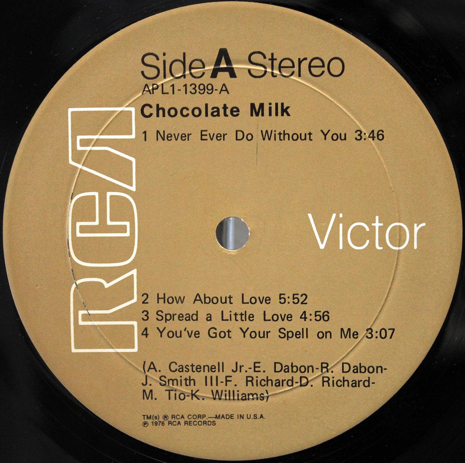 Chocolate Milk 76 03