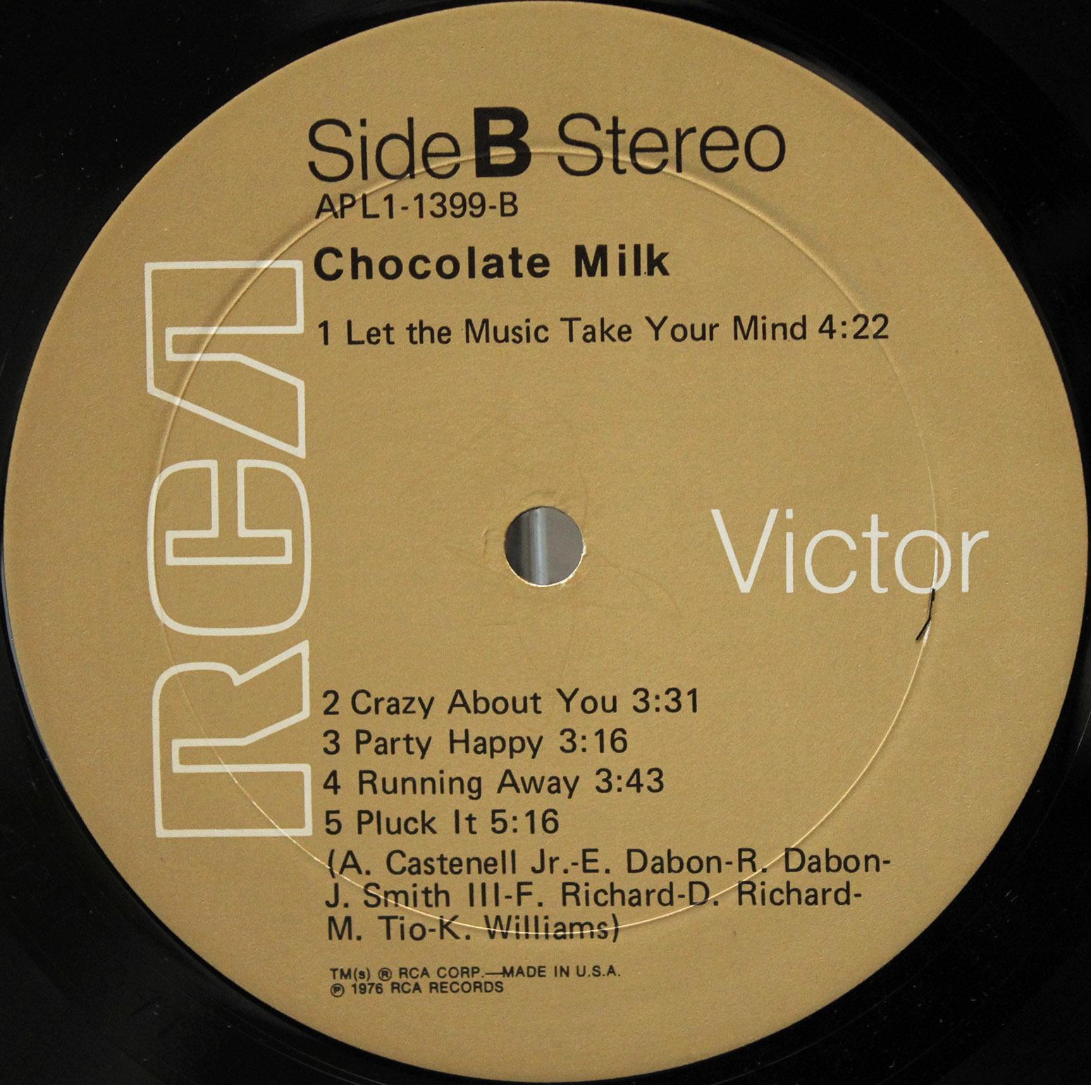 Chocolate Milk 76 04