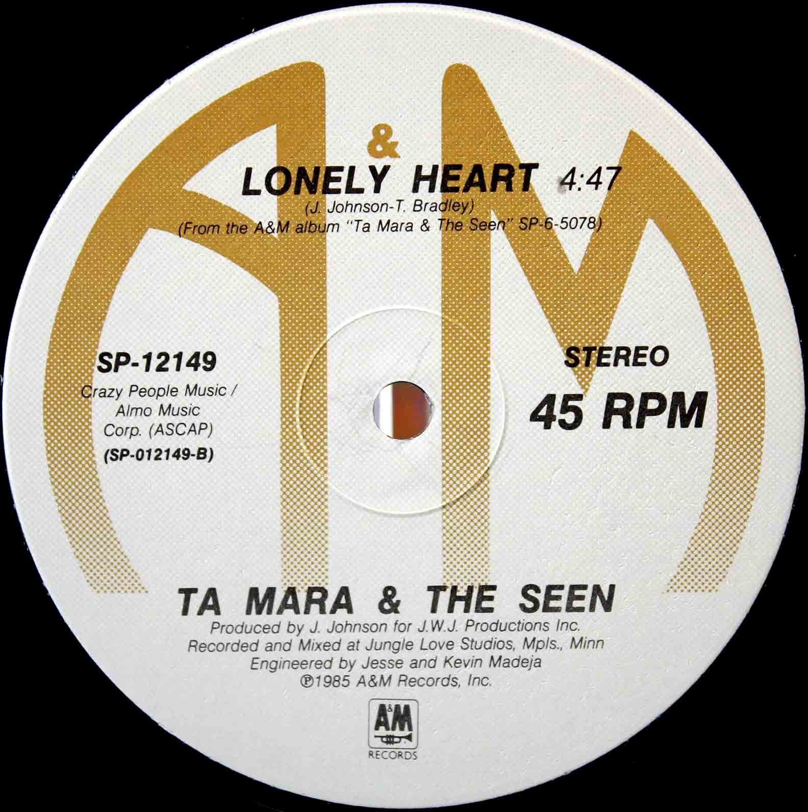 Ta Mara The Seen ‎– Everybody Dance 04