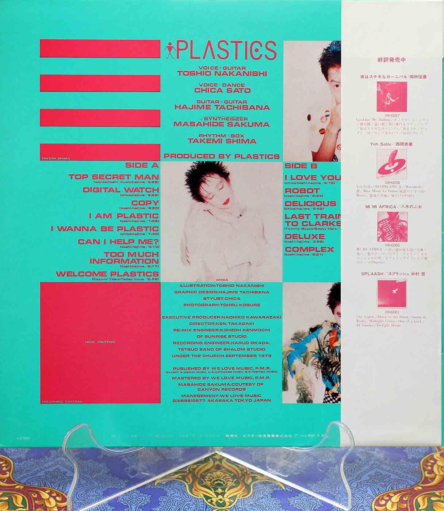 Plastics – Welcome Plastics 02