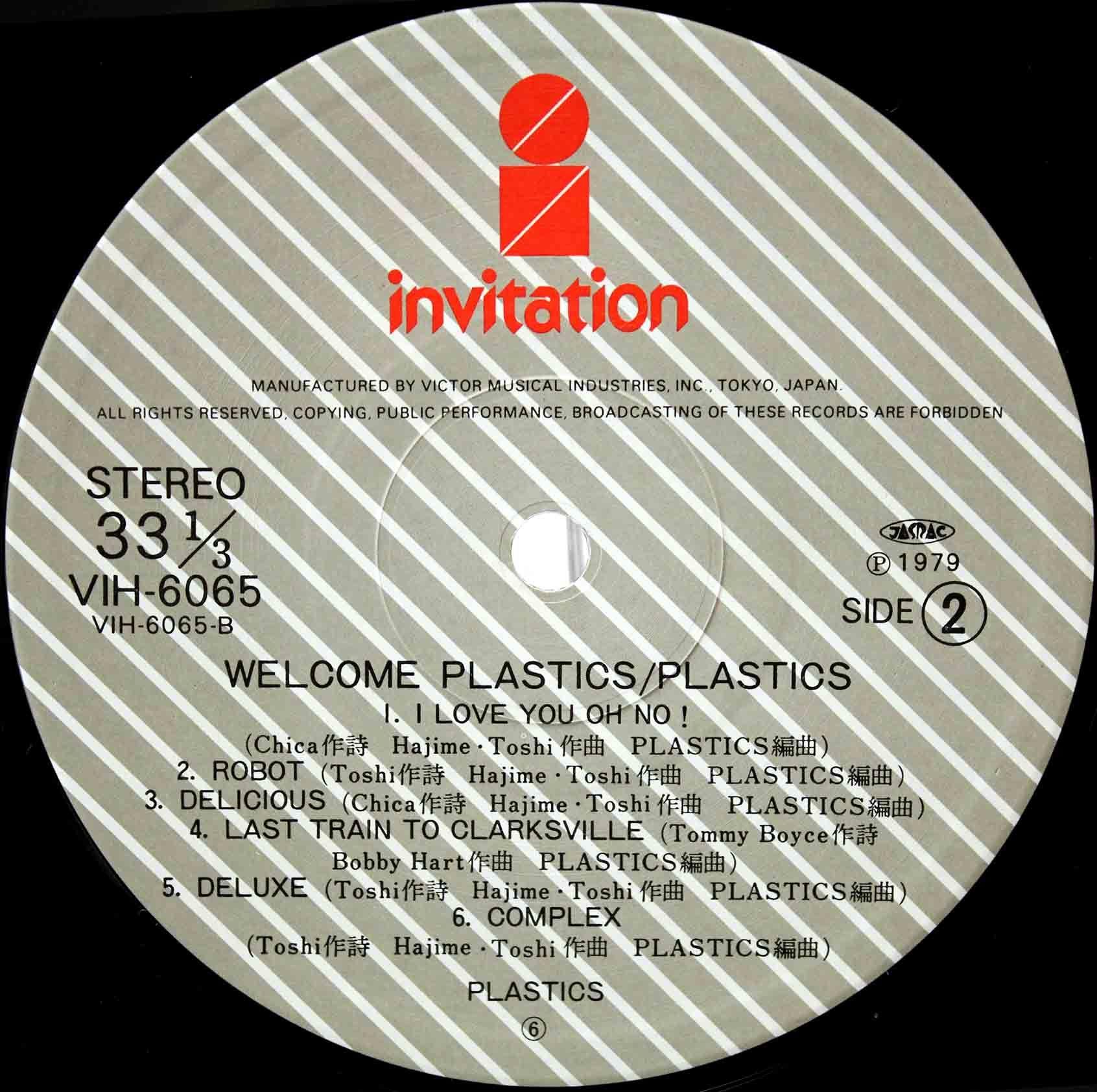 Plastics – Welcome Plastics 06